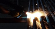 Boiler Tube Arc Sprayed