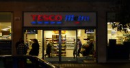 Tesco Metro with Thermion SafTrax TH604 Non-Skid