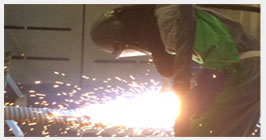 Safety Gear for Metalizing - Thermal Spray Safety Gear