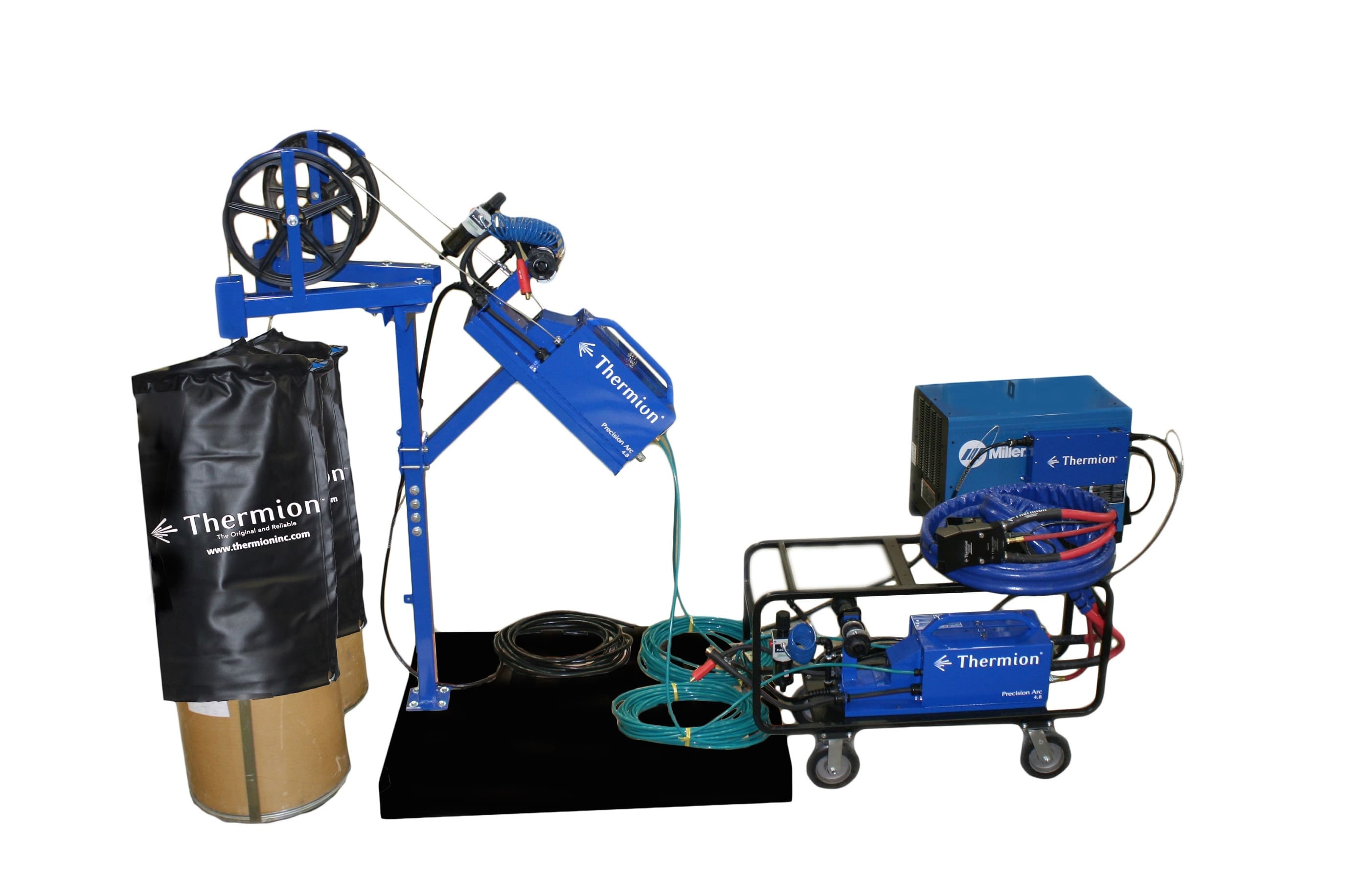 Thermal Spray Welding Systems